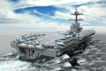 New Advanced Military Naval Aircraft Carrier Ships