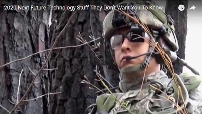 Next Future Military Technologies coming in 2020