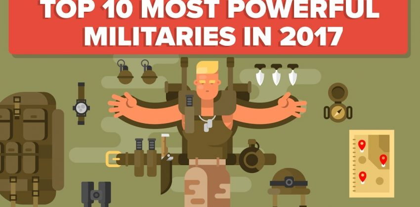 Top 10 Military Super Powers in 2017