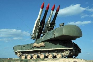 Anti Aircraft Missile Systems