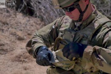 A Mini-Drone in every Soldier's Pocket