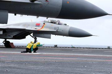 High-tech China-US arms