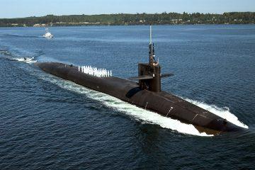 USS Pennsylvania : The Largest Submarine in The U.S. Navy