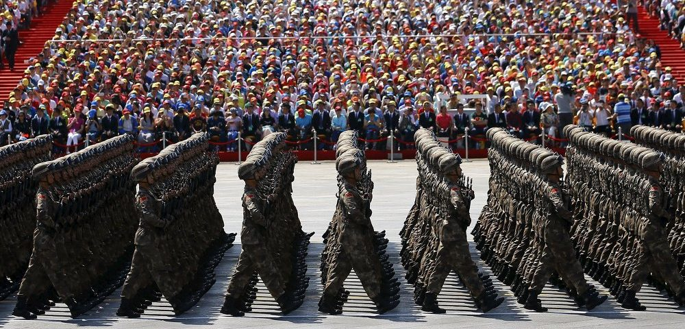 Chinese Military Parade