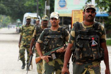 Indian Bulletproof Jacket