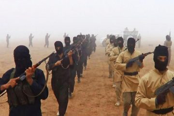 ISIL-Fighters