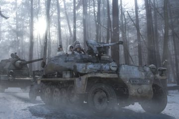 eastern front frozen hell