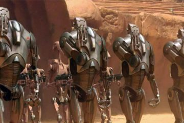 human machine troops