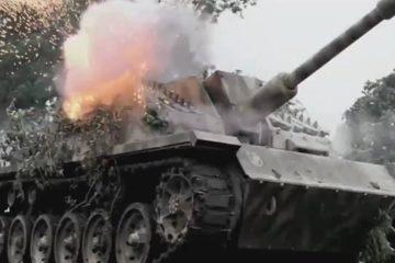 Carentan Counterattack Scene