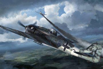 P-51 Mustang Vs. Fw 190