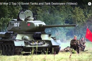 Soviet-Tanks