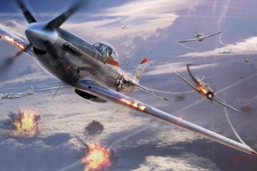 WWII – Amazing Air Combat Footage in Color