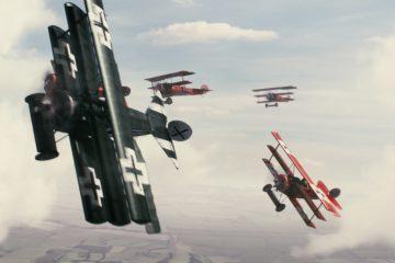 Scene from Flyboys