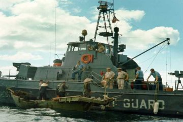 The Gunboats of Vietnam