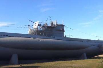 WW2 U-Boat Tour