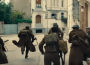 War Movie Scene from Dunkirk
