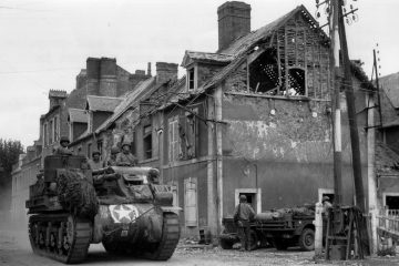 Fields Of Armour Nightmare In Normandy Documentary