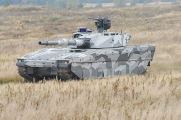 CV90120-T: One Of the most Modern & Advanced Light Tanks in The World