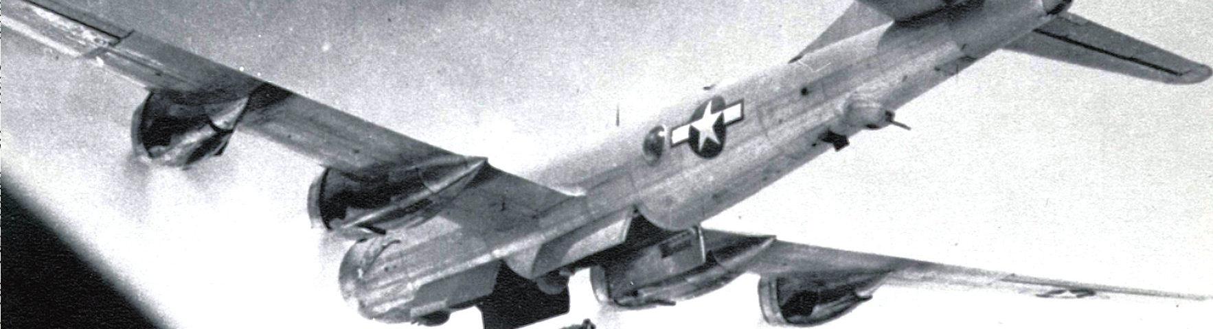 Air Raids Over Japan