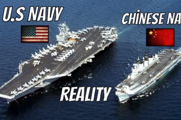 Chinese & U S Navy's