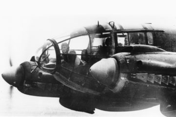 Luftwaffe Bombers - Eastern Front