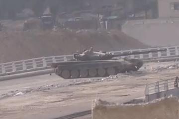 T72 Tank Attack