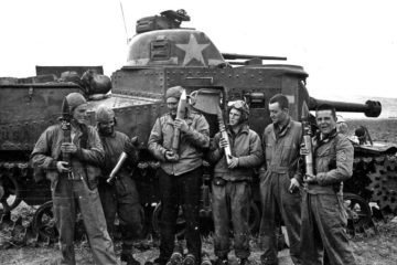 Tank Crews of WW2