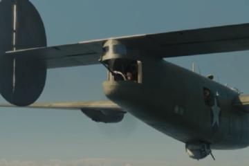 Unbroken 2014 Bombing mission