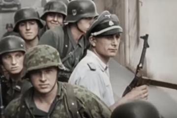 Waffen SS - 2nd SS Panzer Division Das Reich
