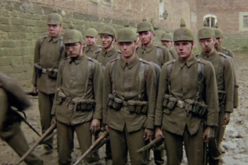 War Movie : All Quiet on the Western Front 1979