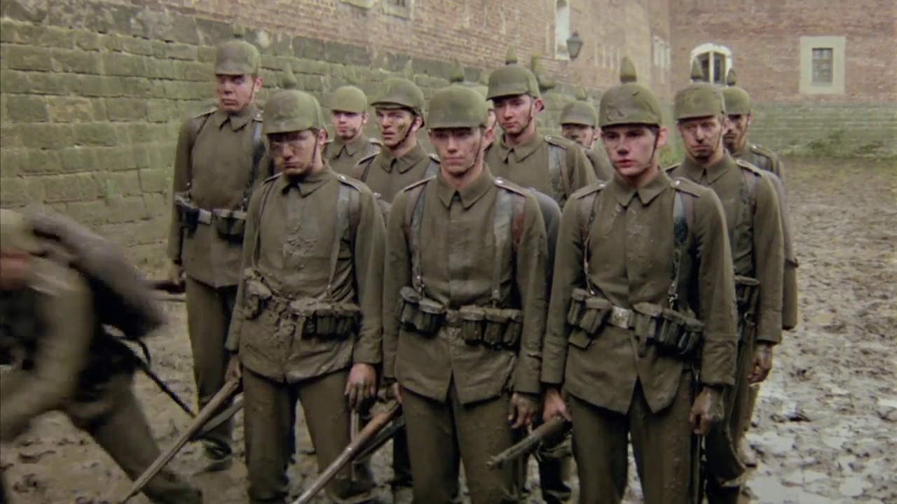 War Movie : All Quiet on the Western Front 1979 ( Full Movie )