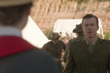 War TV Series : Anzacs – Episode 3