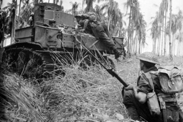 Battle for New Guinea