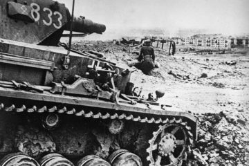 Battle for Tunisia & Victory at Stalingrad
