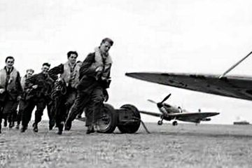 Battle of Britain : The Stood Alone
