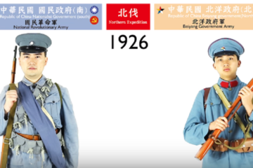 Chinese Military Uniforms