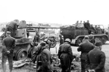 German News Report : From The Eastern Front 1941