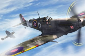 Extraordinary Mr Spitfire