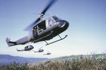 1st Air Cavalry Division Helicopter Assault - Vietnam 1967