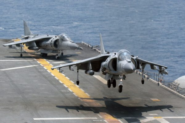Generation Harrier Jumpjet