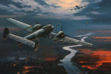 Luftwaffe Night Fighter Tactics