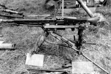 Machine Gun Shootout