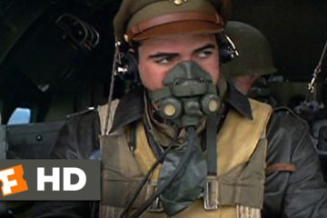First Air Battle from the Movie Memphis Belle
