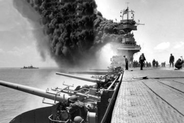 Battle of Midway WW2