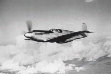 P-51 Mustangs over Tokyo