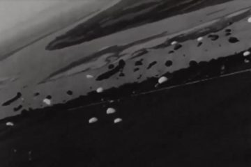 Corregidor Philippine Islands Paratroopers Jump From 500 Feet Infantry Hits the Beach 16 Feb 1945