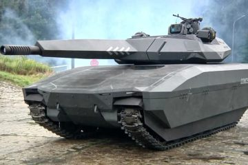 Poland's PL-01 Stealth Tank was the most Advanced in the World