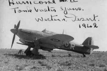 """RAF """"Tank Busters"""" Pound German Tanks in North Africa"""