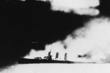 The Battle of Savo Island 1942