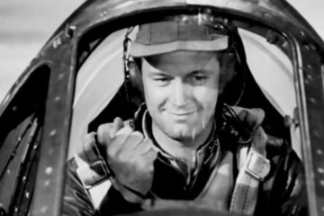 "William Holden: ""Reconnaissance Pilot"" 1943 US Army Air Forces Training Film- WW2"